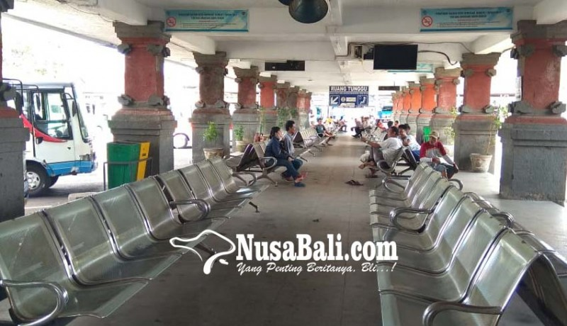 www.nusabali.com-terminal-ubung-belum-terima-permintaan-pengangkutan-pemudik