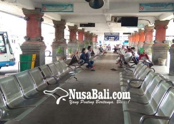 Nusabali.com - terminal-ubung-belum-terima-permintaan-pengangkutan-pemudik