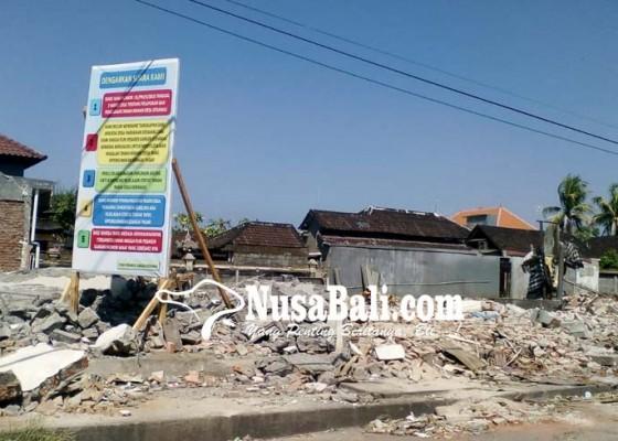 Nusabali.com - proyek-pasar-keramas-tetap-lanjut