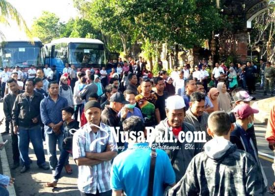 Nusabali.com - mudik-gratis-diikuti-579-peserta