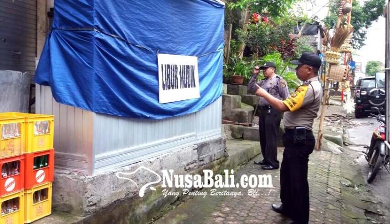 www.nusabali.com-polisi-pantau-rumah-pemudik