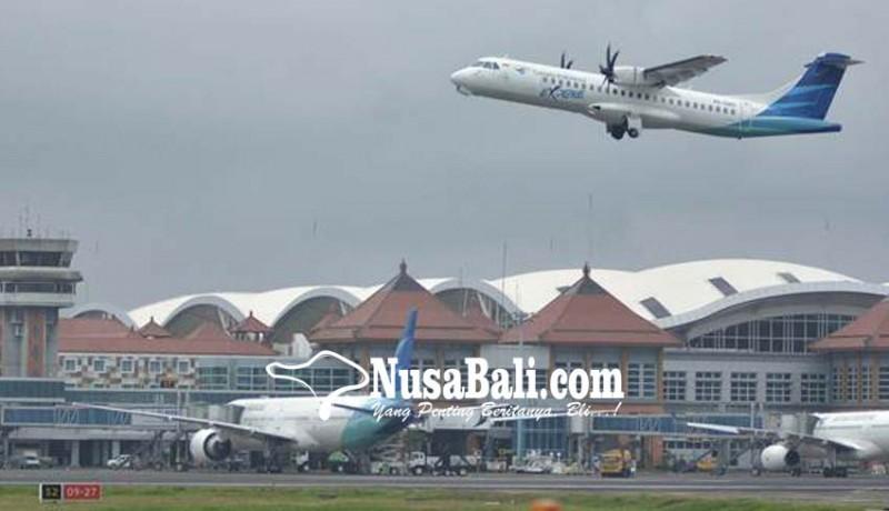 www.nusabali.com-bandara-tidak-terdampak-erupsi-gunung-agung