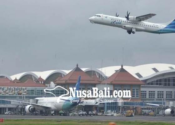 Nusabali.com - bandara-tidak-terdampak-erupsi-gunung-agung