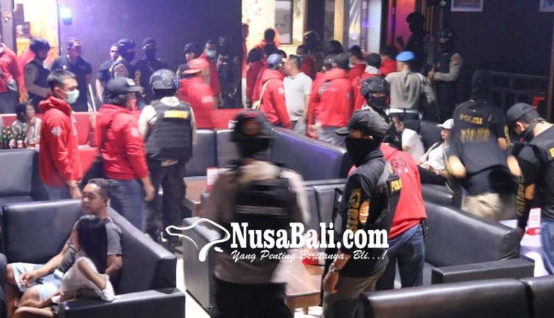 www.nusabali.com-sweeping-tempat-hiburan-malam-tiga-pengedar-dijuk