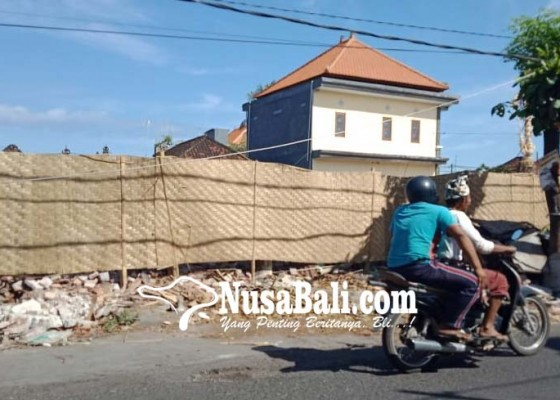 Nusabali.com - lahan-pasar-keramas-ayahan-puri