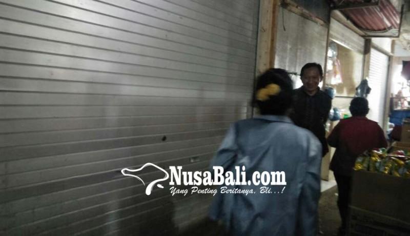 www.nusabali.com-pendapatan-restribusi-pasar-menurun