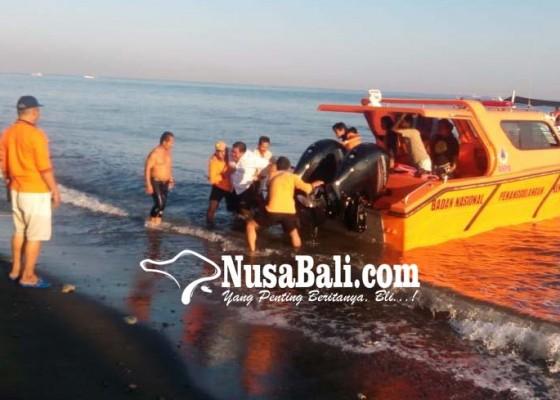 Nusabali.com - kapal-rescue-milik-bpbd-buleleng-ujicoba-setelah-parkir-selama-6-bulan