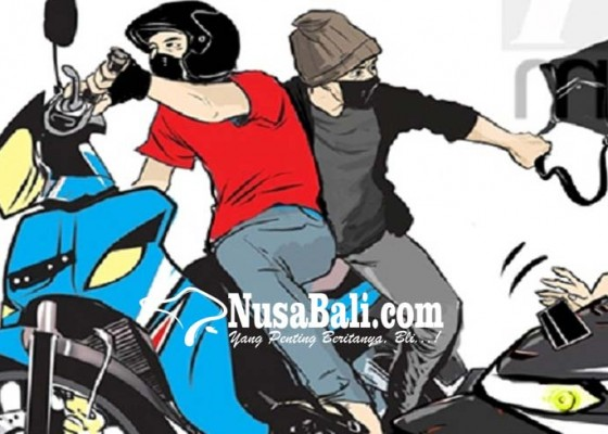 Nusabali.com - jambret-pengendara-motor-wanita-dua-buruh-bangunan-dijuk-polisi
