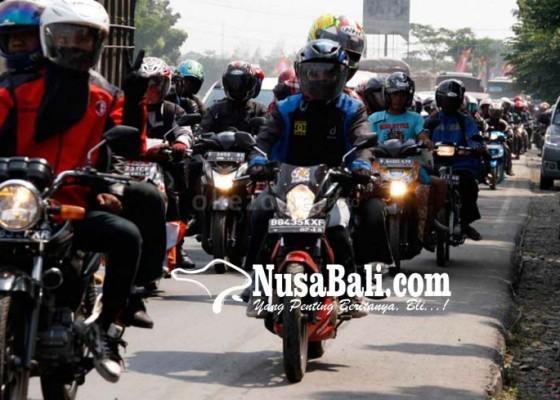 Nusabali.com - arus-mudik-2018-penumpang-naik-7-persen