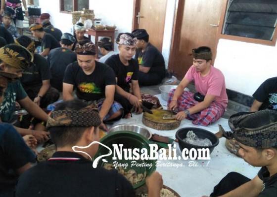 Nusabali.com - st-bhuana-werdi-gelar-lomba-mebat-milenial