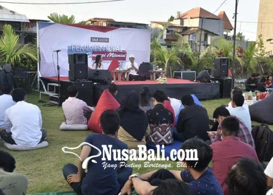 Nusabali.com - ceritakan-masa-susah-koster-siapkan-generasi-milenial