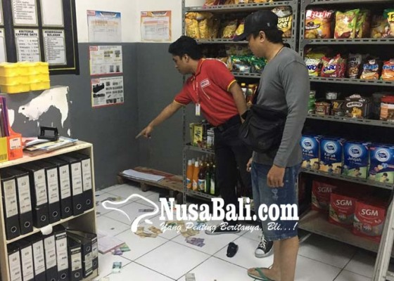 Nusabali.com - polresta-mandul-ungkap-kasus-perampokan