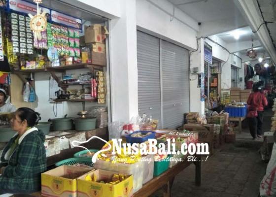 Nusabali.com - ruko-pasar-kidul-tanpa-jaringan-listrik