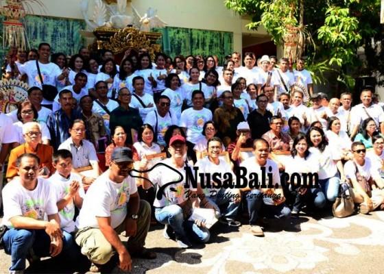 Nusabali.com - alumni-smpn-1-klungkung-gelar-temu-kangen