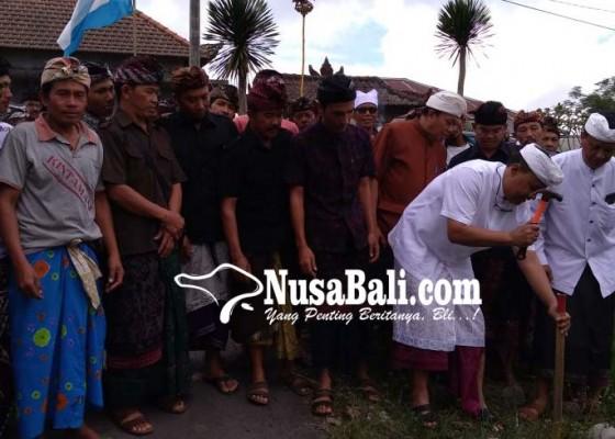 Nusabali.com - bupati-target-jalan-hotmix-tuntas-2020