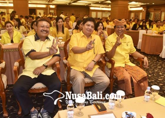 Nusabali.com - golkar-sesumbar-patahkan-pdip-di-bali