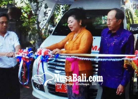 Nusabali.com - bupati-karangasem-launching-pelayanan-psc-119
