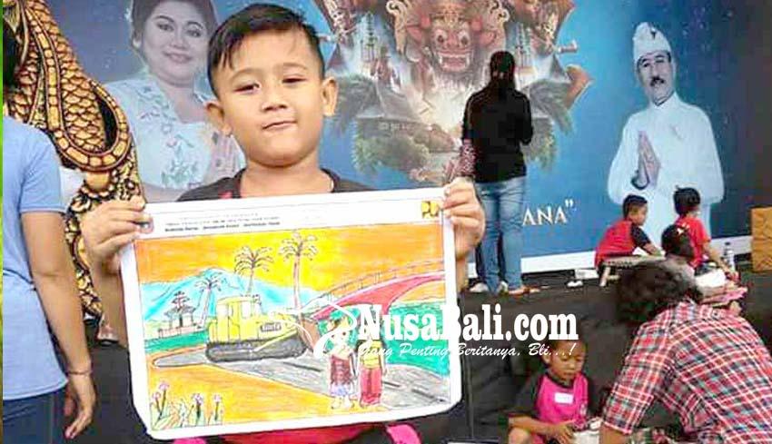 Nusabalicom Lomba Mewarnai Menuai Protes