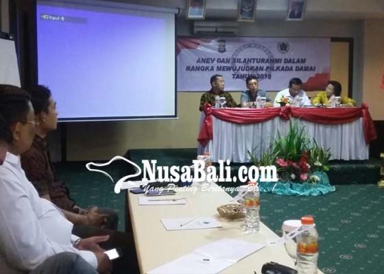 Nusabali.com - gandeng-media-cegah-hoax-di-pilkada