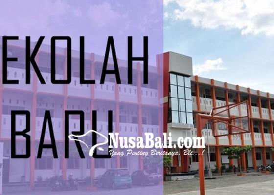 Nusabali.com - disdikpora-dirikan-5-smp-negeri-baru