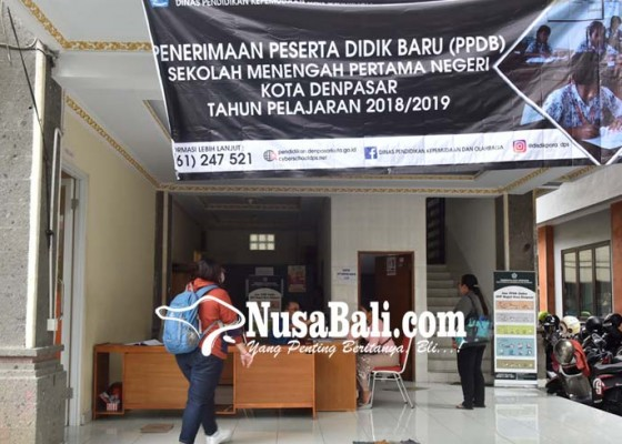 Nusabali.com - pendaftar-jalur-miskin-minim