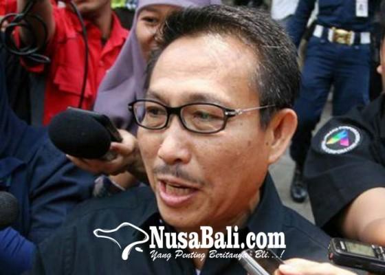 Nusabali.com - anggota-dpr-herman-hery-dipolisikan