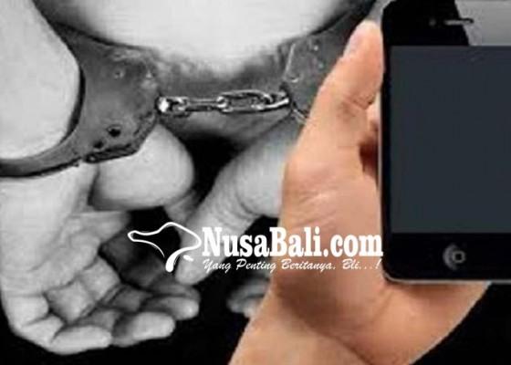 Nusabali.com - jambret-iphone-aussie-pengangguran-dijuk