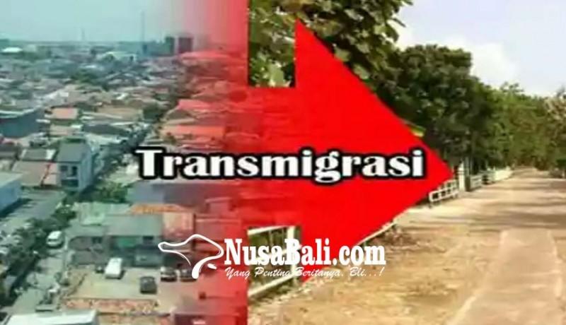 www.nusabali.com-70-kk-warga-batal-transmigrasi