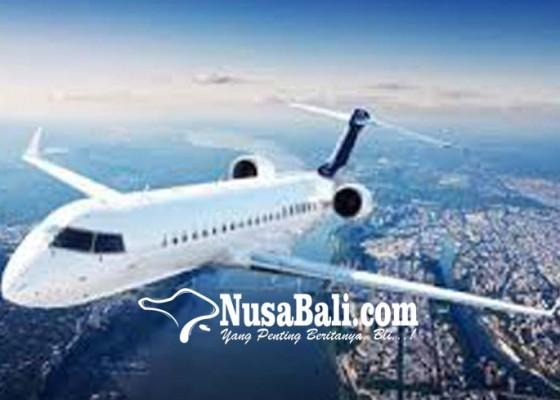 Nusabali.com - pemudik-pesawat-udara-capai-39-juta-orang