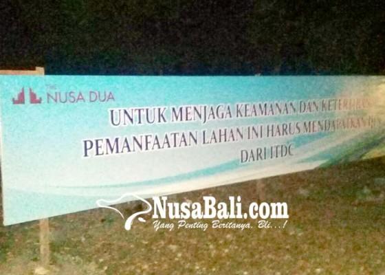 Nusabali.com - itdc-pagari-lahan-tempat-jualan-pkl