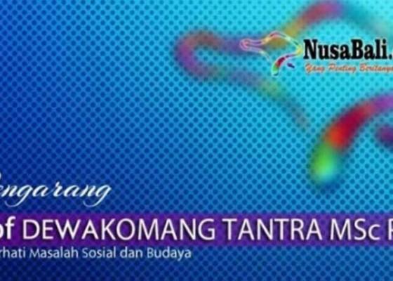 Nusabali.com - rekonstruksi-budaya-mengatasi-kenakalan