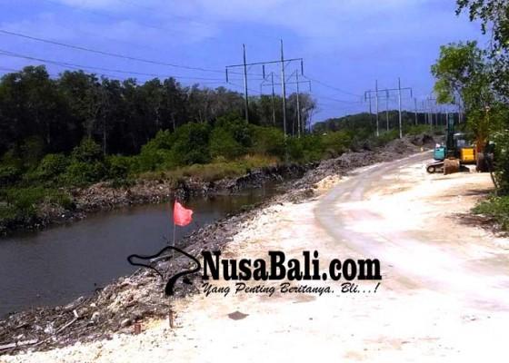 Nusabali.com - penataan-muara-tukad-mati-diawali-pembangunan-tanggul