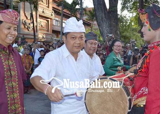 Nusabali.com - pemberdayaan-dan-pelestarian-mencapai-taksu