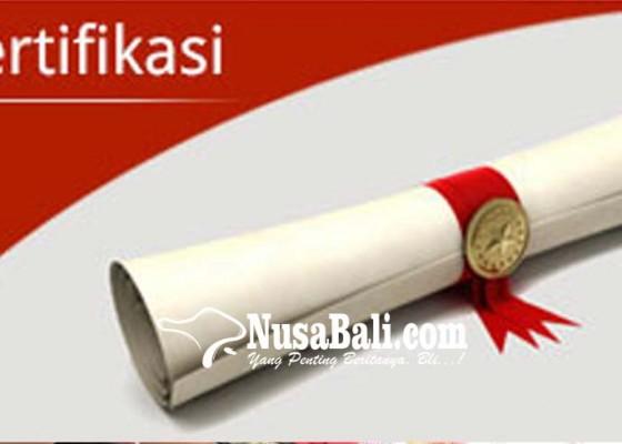 Nusabali.com - pemkab-badung-fasilitasi-sertifikasi-usaha-pariwisata