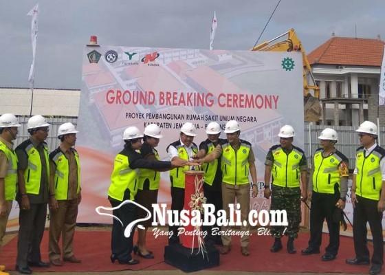 Nusabali.com - mega-proyek-lanjutan-pembangunan-rsu-negara-ditarget-rampung-2019