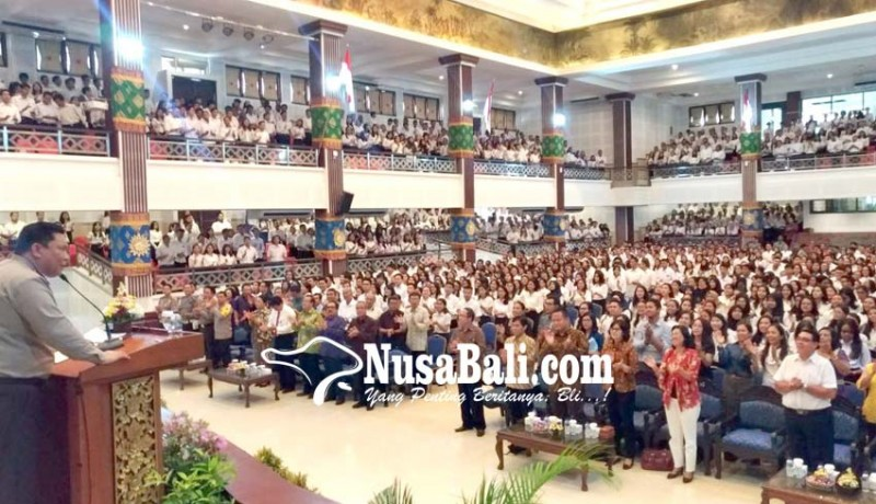 www.nusabali.com-kapolda-bali-beri-pembekalan-mahasiswa-kkn-unud