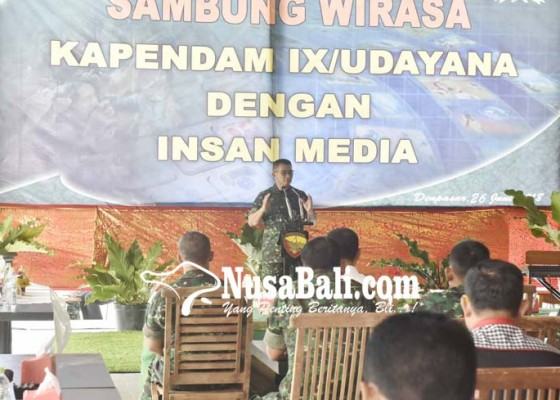 Nusabali.com - kodam-kerahkan-3300-personel
