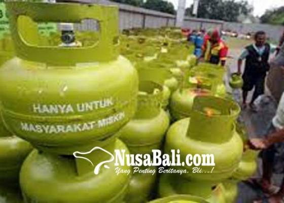 Nusabali.com - elpiji-3-kg-non-subsidi-dijual-rp-36000