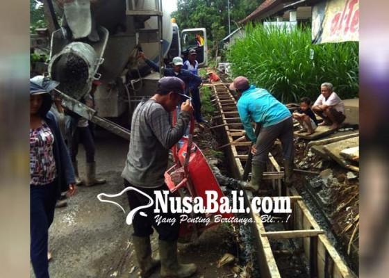 Nusabali.com - pengerjaan-proyek-fisik-normal-kembali