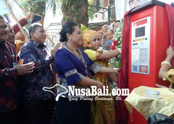 Nusabali.com - tabanan-luncurkan-parkir-elektronik