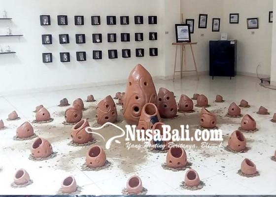 Nusabali.com - ratusan-karya-mahasiswa-seni-rupa-undiksha-dipamerkan