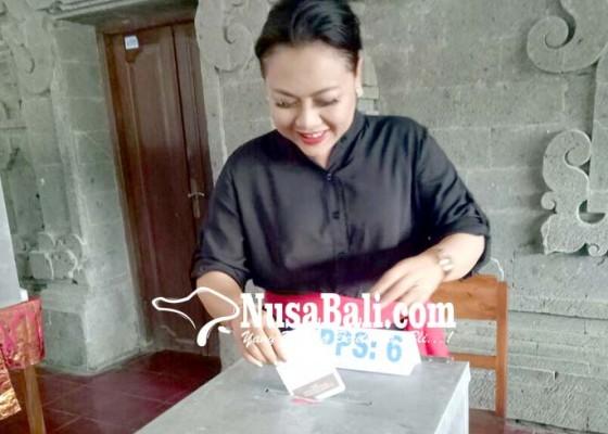 Nusabali.com - tingkat-partisipasi-pemilih-di-tabanan-lampui-target