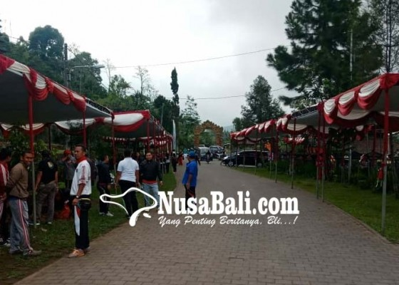 Nusabali.com - air-danau-meluap-panggung-utama-digeser