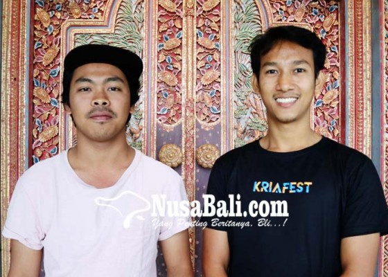 Nusabali.com - kriafest-tampilkan-musisi-dan-aneka-kretivitas