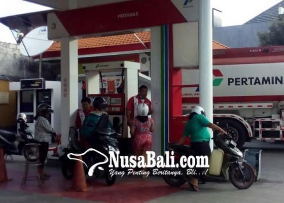 Nusabali.com - pertamax-melesat-rp-9500-per-liter