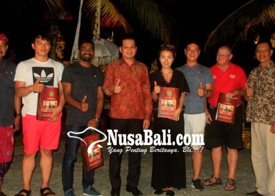 Nusabali.com - delegasi-bbtf-disuguhi-keunikan-jembrana