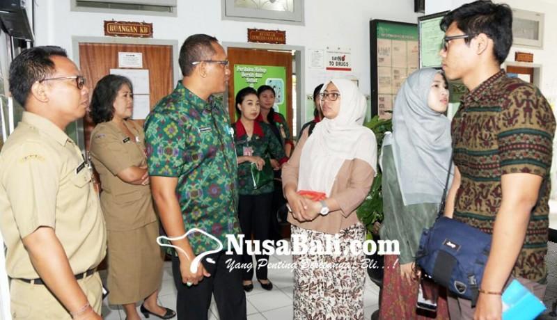 www.nusabali.com-tim-evaluasi-puskesmas-ramah-anak-apresiasi-puskesmas-i-denpasar-selatan