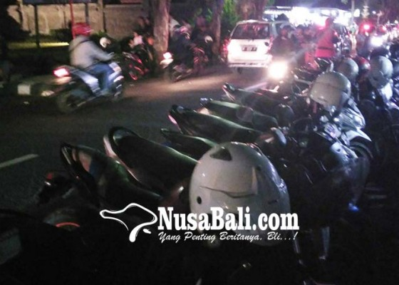 Nusabali.com - kemacetan-pkb-dikeluhkan-dishub-minta-panitia-tambah-anggaran