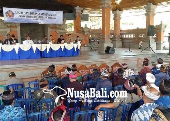 Nusabali.com - rentan-pungli-desa-pakraman-didorong-buat-pararem
