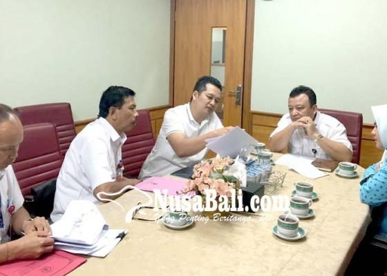 Nusabali.com - sambangi-kementerian-pupr-wabup-kembang-bahas-pelebaran-jalan